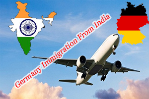 Germany Immigration From India